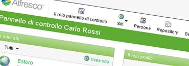Alfresco Document Management System